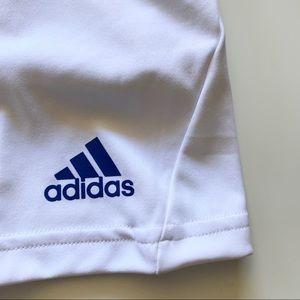 Adidas Athletic Skort White SZ Small EUC